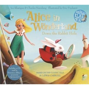 Alice in Wonderland. Down the Rabbit Hole + CD