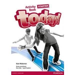 Today! Starter. Ćwiczenia. Wersja dla Szkół Językowych