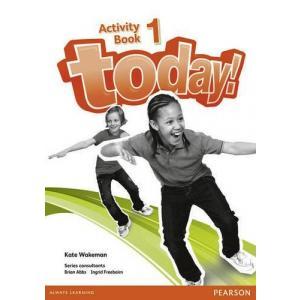 Today! 1. Ćwiczenia. Wersja Dla Szkół Językowych