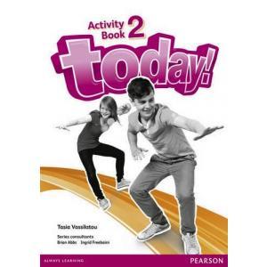 Today! 2. Ćwiczenia. Wersja Dla Szkół Językowych