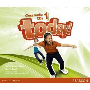 Today! 1. Class CD. Wersja Dla Szkół Językowych