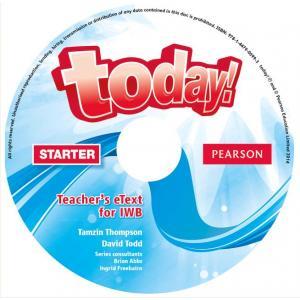 Today! Starter. Oprogramowanie Tablicy Interaktywnej. Wersja Dla Szkół Językowych