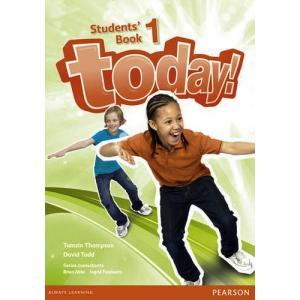 Today! 1. Podręcznik. Wersja Dla Szkół Językowych