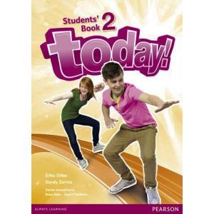 Today! 2. Podręcznik. Wersja Dla Szkół Językowych