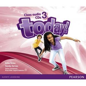 Today! 3. Class CD. Wersja Dla Szkół Językowych