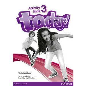 Today! 3. Ćwiczenia. Wersja Dla Szkół Językowych