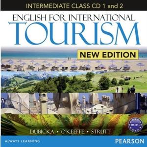 English for International Tourism Intermediate. CD do Podręcznika