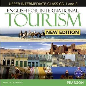 English for International Tourism Upper-Intermediate. CD do Podręcznika