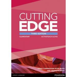Cutting Edge 3rd Edition Elementary. Oprogramowanie Tablicy Interaktywnej