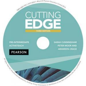 Cutting Edge 3rd Edition Pre-Intermediate. Oprogramowanie Tablicy Interaktywnej
