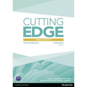 Cutting Edge 3rd Edition Pre-Intermediate. Ćwiczenia z Kluczem