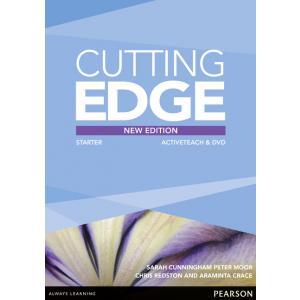 Cutting Edge 3rd Edition Starter. Oprogramowanie Tablicy Interaktywnej