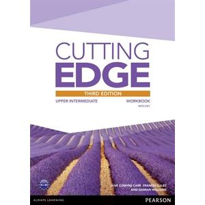 Cutting Edge 3rd Edition Upper Intermediate. Ćwiczenia z Kluczem