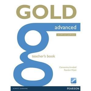 Gold Advanced. Książka Nauczyciela
