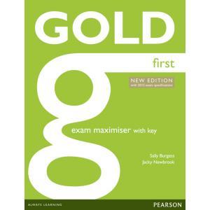 Gold First. Ćwiczenia z Kluczem + Audio Online