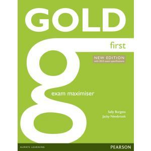 Gold First. Ćwiczenia bez Klucza + Audio Online