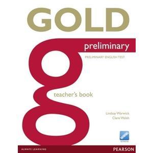 Gold Preliminary. Książka Nauczyciela