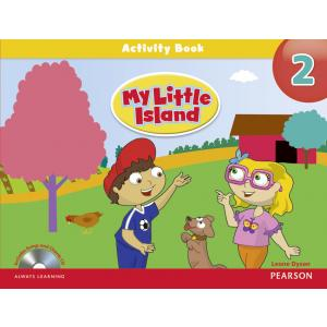 My Little Island 2 AB with Songs & Chants CD