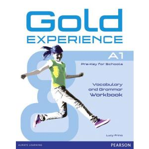 Gold Experience A1. Vocabulary and Grammar Workbook