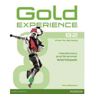Gold Experience B2. Vocabulary and Grammar Workbook