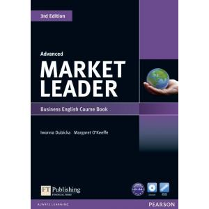 Market Leader Advanced. Podręcznik + DVD + MyEnglishLab