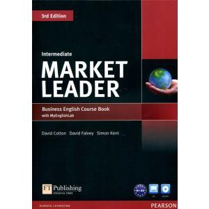 Market Leader Intermediate. Podręcznik + DVD + MyEnglishLab