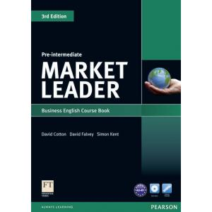 Market Leader Pre-Intermediate. Podręcznik + DVD + MyEnglishLab