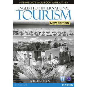 English for International Tourism Intermediate. Ćwiczenia bez Klucza + CD