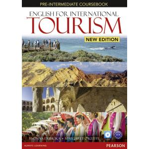 English for International Tourism Pre-Intermediate. Podręcznik + CD
