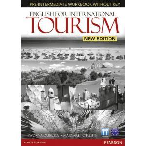 English for International Tourism Pre-Intermediate. Ćwiczenia bez Klucza + CD