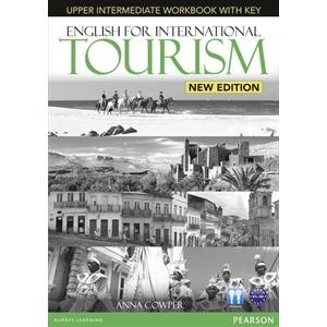 English for International Tourism Upper-Intermediate. Ćwiczenia + Klucz + CD