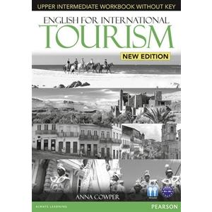 English for International Tourism Upper-Intermediate. Ćwiczenia bez Klucza + CD