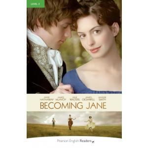 Becoming Jane + MP3. Pearson English Readers