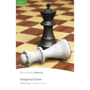 Dangerous Game + MP3. Pearson English Readers