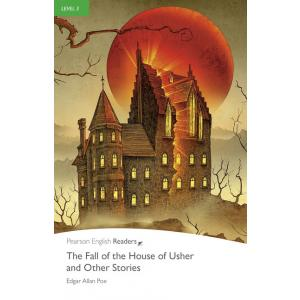 The Fall of the House of Usher and Other Stories + MP3. Pearson English Readers