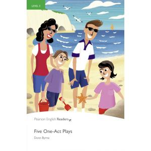 Five One-Act Plays + MP3. Pearson English Readers