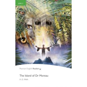 The Island of Dr Moreau + MP3. Pearson English Readers
