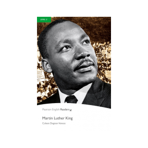 Martin Luther King + MP3. Pearson English Readers