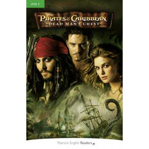 Pirates of the Caribbean: Dead Man's Chest + MP3. Pearson English Readers