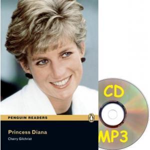 Princess Diana + MP3. Penguin Readers