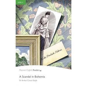 Scandal in Bohemia + MP3. Pearson English Readers