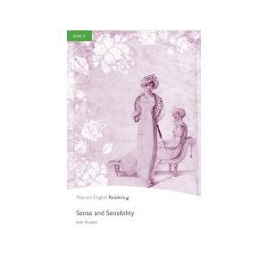 Sense and Sensibility + MP3. Pearson English Readers