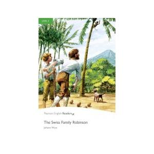 The Swiss Family Robinson + MP3. Pearson English Readers