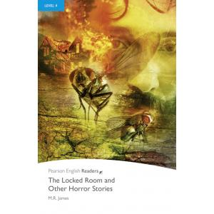 The Locked Room and Other Horror Stories + MP3. Pearson English Readers