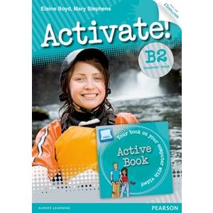 Activate! B2.   Podręcznik + Active Book + iTests Code