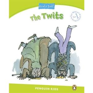 The Twits. Penguin Kids. Poziom 4