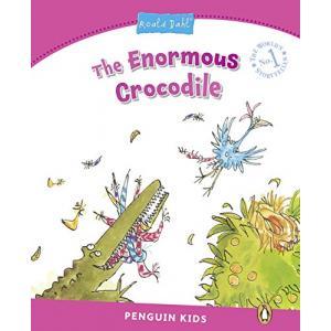 The Enormous Crocodile. Penguin Kids. Poziom 2