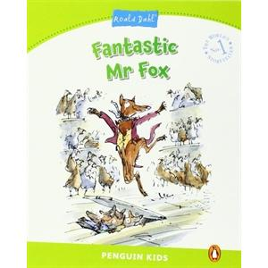 Fantastic Mr Fox. Penguin Kids. Poziom 4