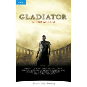 Gladiator + MP3. Pearson English Readers