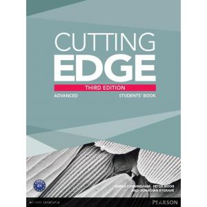 Cutting Edge New Edition Advanced. Podręcznik + DVD